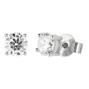 Orecchini Bliss Donna Royale 20071455 in argento 925 e zirconi della linea Design Daily con pietre sintetiche.