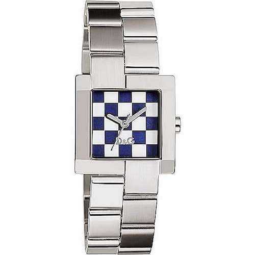 Orologio D&G donna DW0440 solo tempo a movimento al quarzo con cinturino in acciaio inox colore argento.