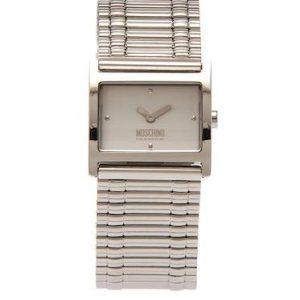 Moschino da donna MW0371, solo tempo collezione Cheap Chic Time, con movimento al quarzo vetro minerale.garanzia 24 mesi