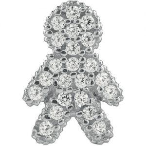 Charm gioielli Bliss 20075716 della collezione Mywords.Charm passante in argento con forma Bimbo. Questo Charm è compatibile con i bracciali tennis di Bliss della collezione Mywords, Puoi decidere cosi di personalizzare il tuo bracciale