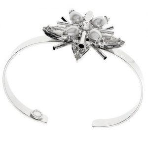 Bracciale con cristalli e perle OTTAVIANI 500096B