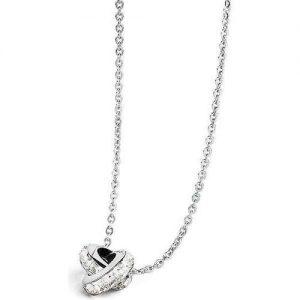 Collana Donna Gioielli Brosway Romeo & Juliet BRJ06della collezione romeo & juliet in acciaio e swarovski crystal. misura: 462mm. peso: 6,3 g.