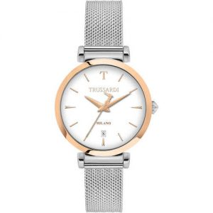 Orologio Solo Tempo Donna Trussardi R2453133502 della collezione T-Exclusive.