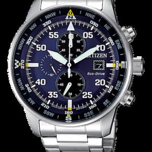 Orologio Cronografo Uomo Citizen CA0690-88L