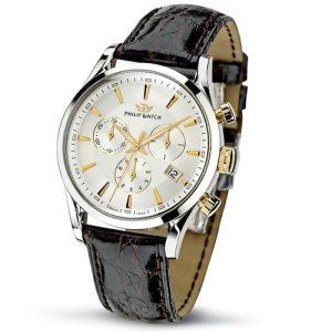 Orologio Cronografo Uomo Philip Watch R8271908009 della collezione Sunray