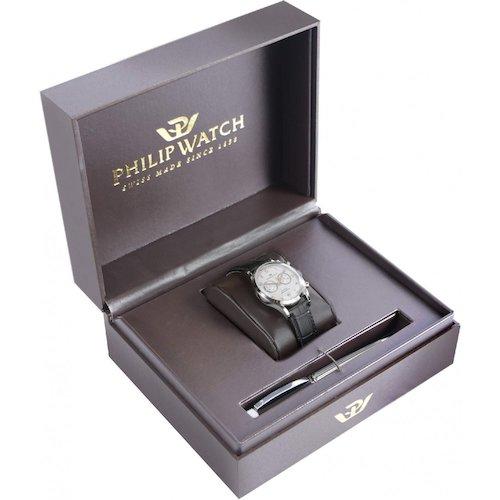 Orologio Solo Tempo Uomo Philip Watch R8271908008 della collezione Sunray
