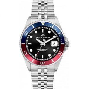 Orologio Uomo Philip Watch R8253597049 Della Collezione Caribe.