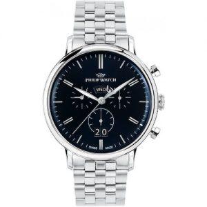 Orologio da uomo Cronografo Philip Watch R8273695003 della collezione Truman.